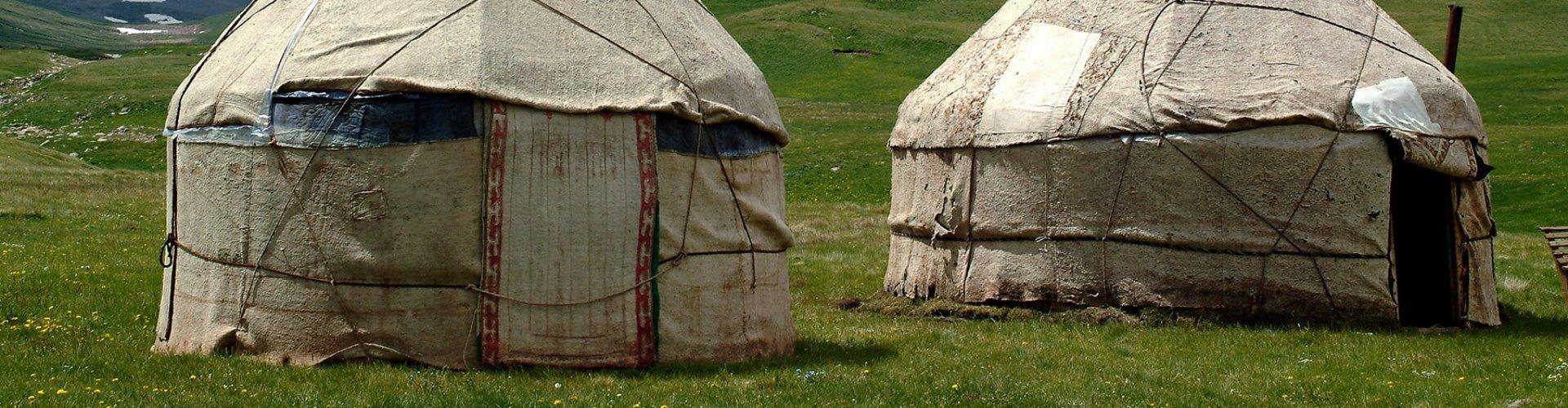 Familiereis Kirgizië