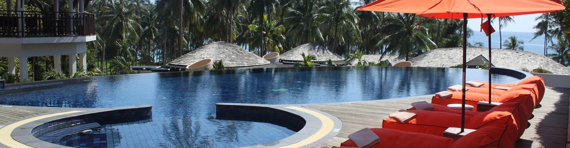 Kindvriendelijke hotels in Thailand met kids