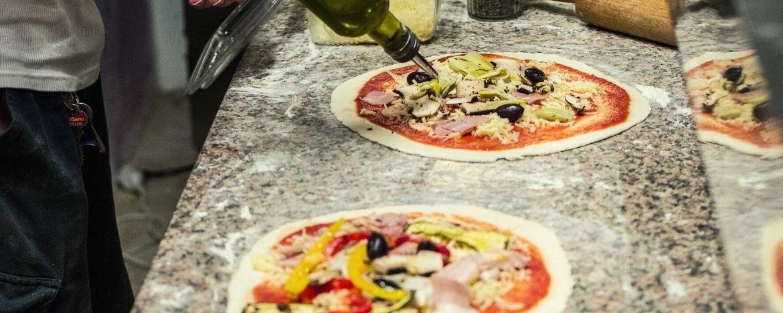 Pizza maken met kinderen