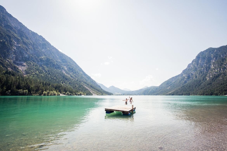 Zomervakantie in Tirol met gezin