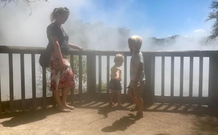 Reis Nieuw-Zeeland met kids