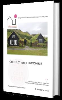 checklist bij bouwplannen