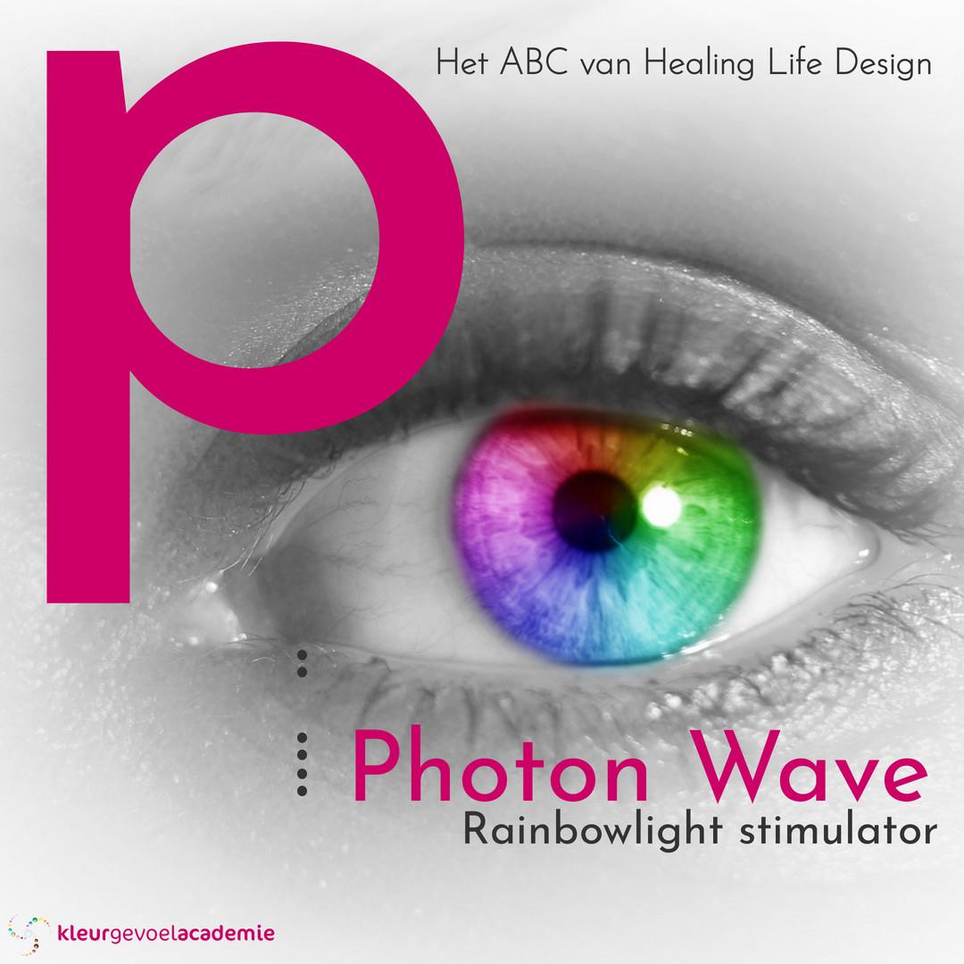 P van Photonwave syntonics kleurenlichttherapie