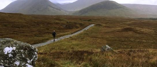 Klimrust wandeltochten voor ondernemers in schotland