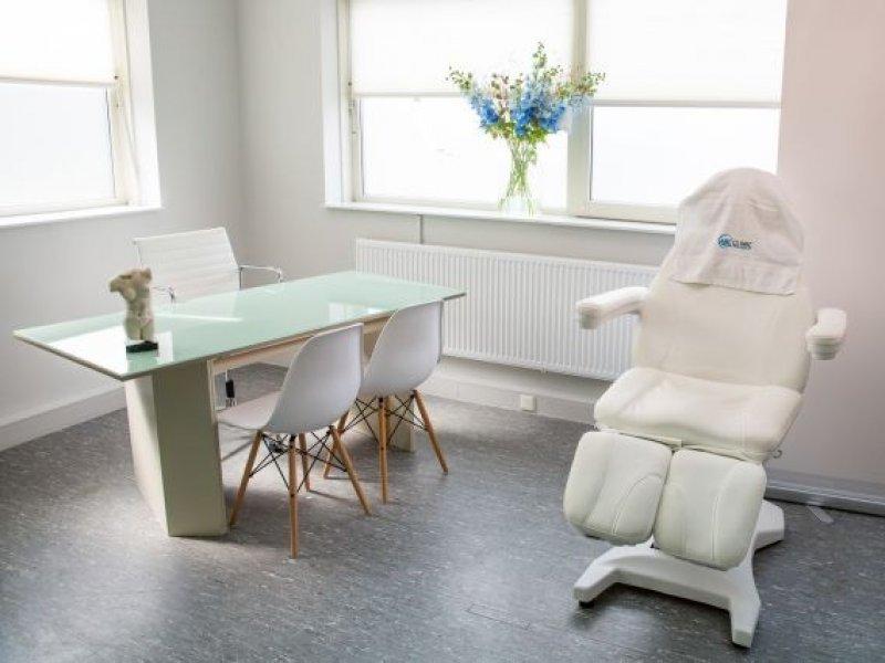ABC Clinic behandelingsruimte