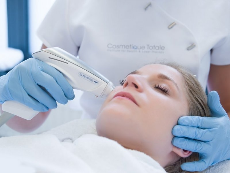 Cosmetique Totale laserbehandeling