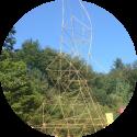 wie kan de hoogste bamboe toren bouwen op de bso?