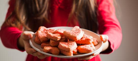 Kookcollege kids Valentijns Special Agenda