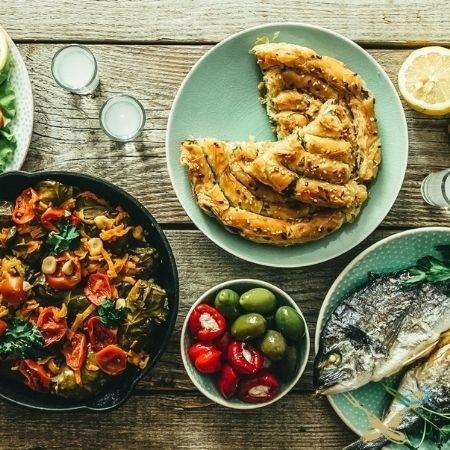 Fun Cooking Kookworkshop Greek Fun Koken met Engelen