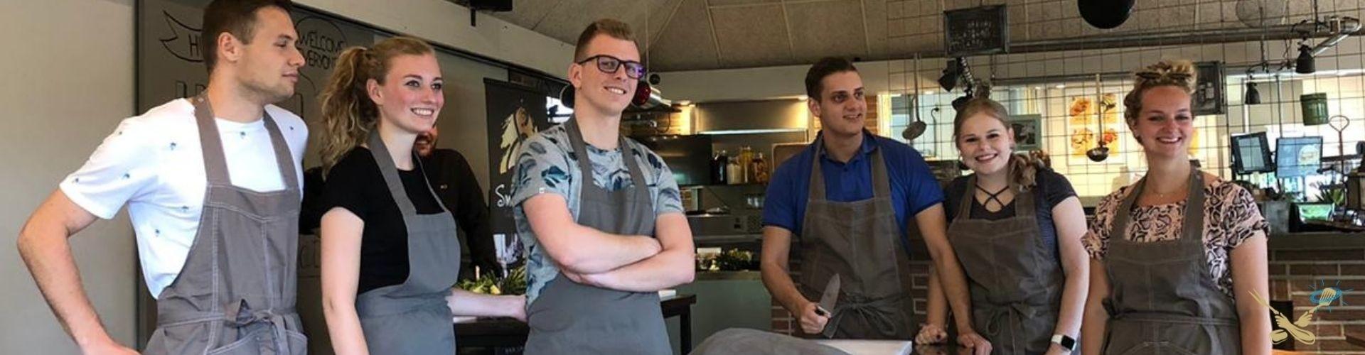 Fun Cooking Kookworkshop Kookles Koken met Engelen