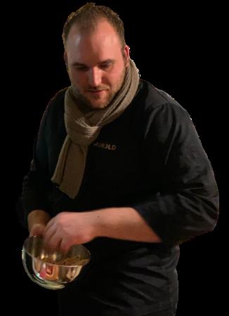 Harold Engelen Auteur Koken met Engelen