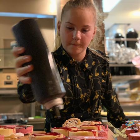 Kids Kookcollege kookcursus maart 2021