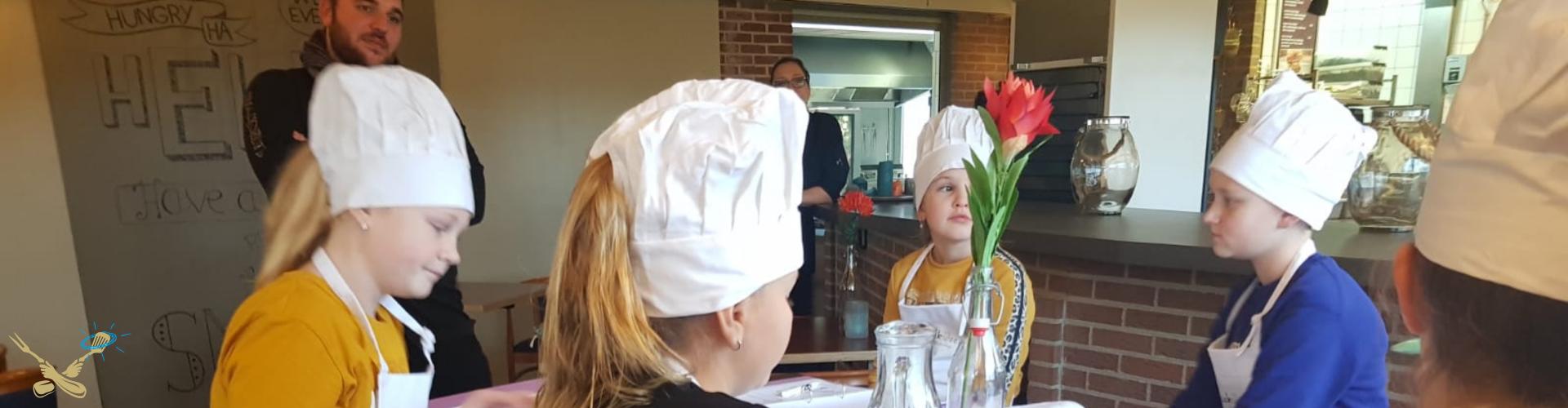 Kids Kookcollege Koken maart 2021