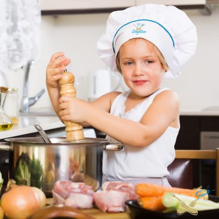 Kookcollege Kinderfeestje Soep Koken