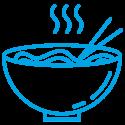 Kookcollege kinderfeestjes soep