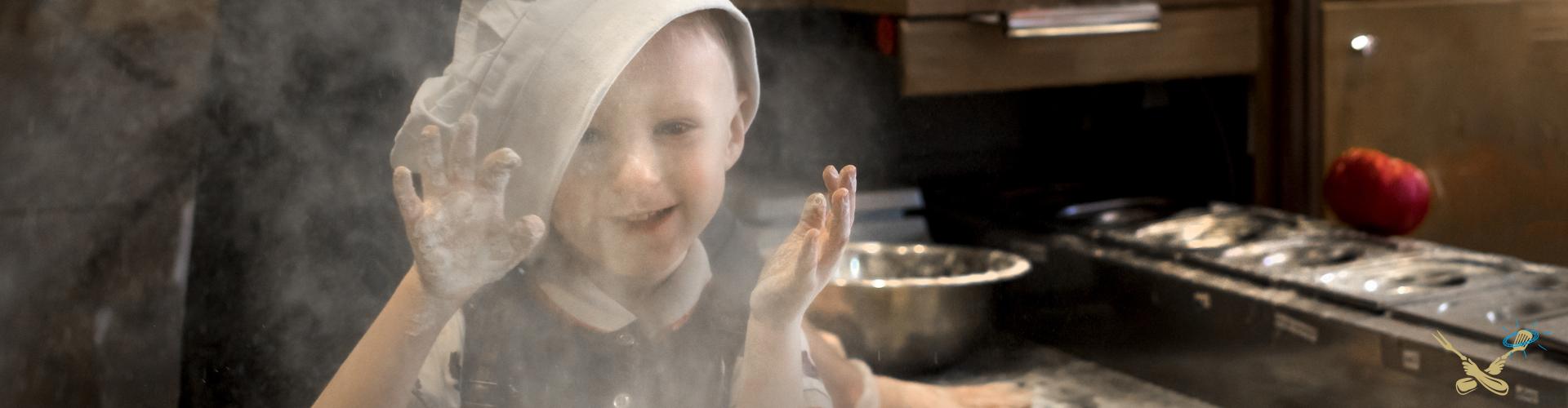 Kookcollege voor kinderen Koken met Engelen