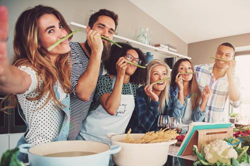 Kookcollege voor volwassenen Koken met Engelen