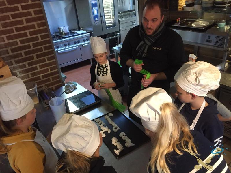 Over ons koken met kinderen