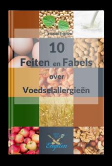 E-book 10 misstanden over voedselallergie Feiten en Fabels