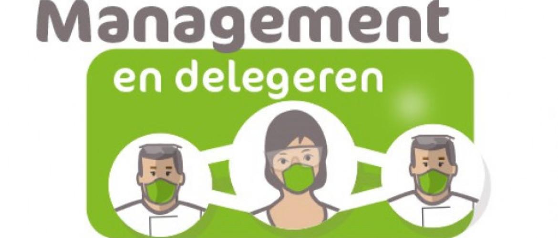 'Think Forward' webinar - Management en delegeren