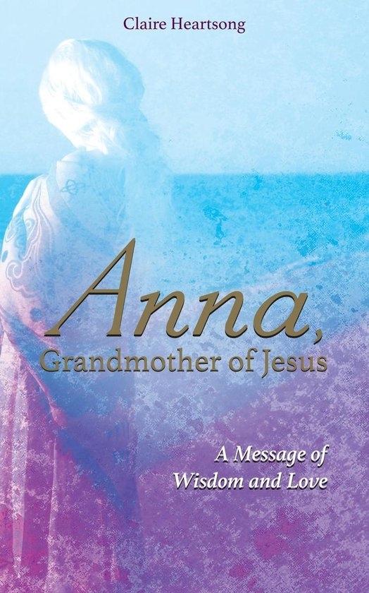 Cover Anna, grandmother of Jesus