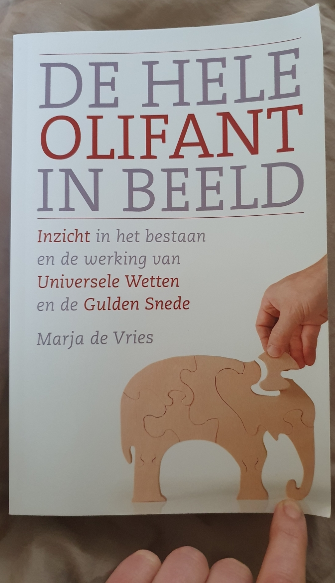 Cover De hele olifant in beeld