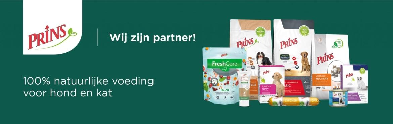 Partner van Prins Pet Foods
