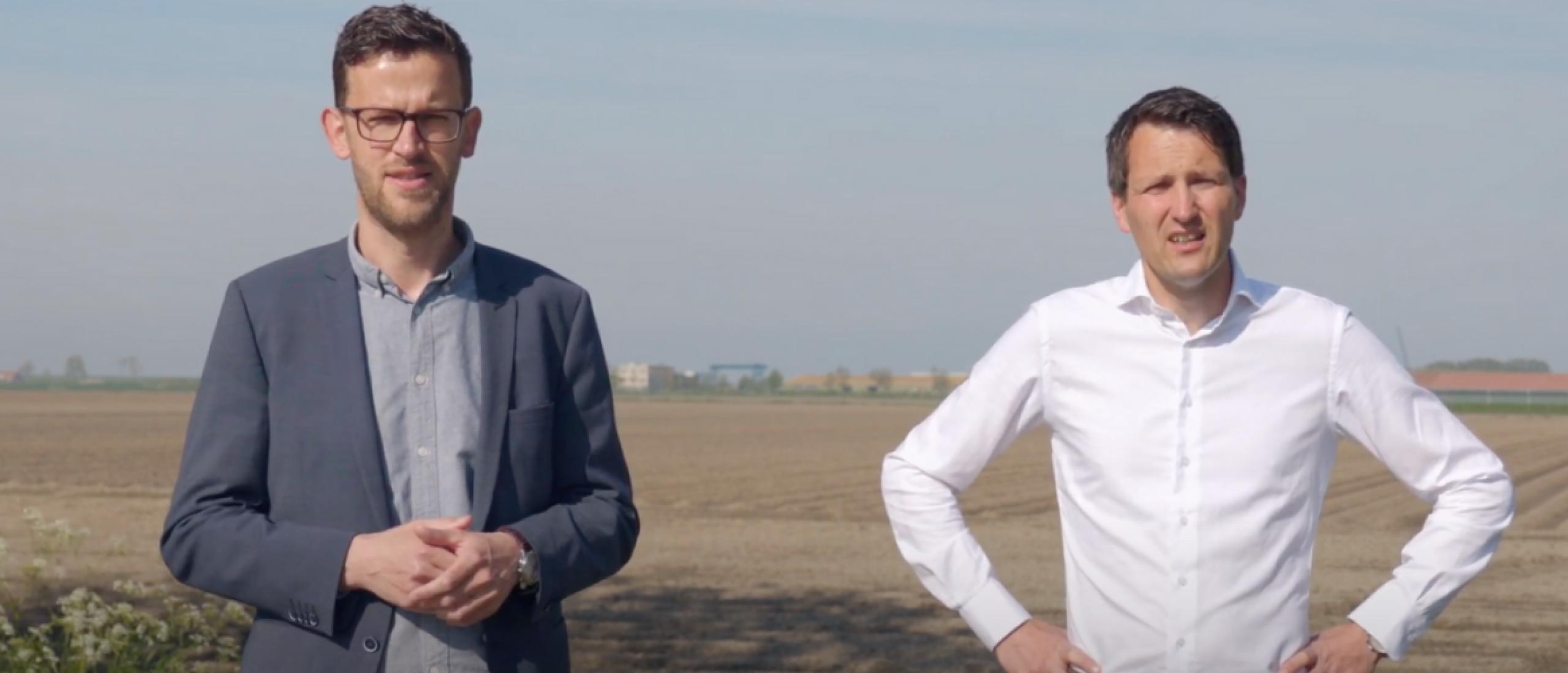 AgriSnellaad en Saman Groep stimuleren elektrisch rijden via platform 'LadeninZuidwest.nl'