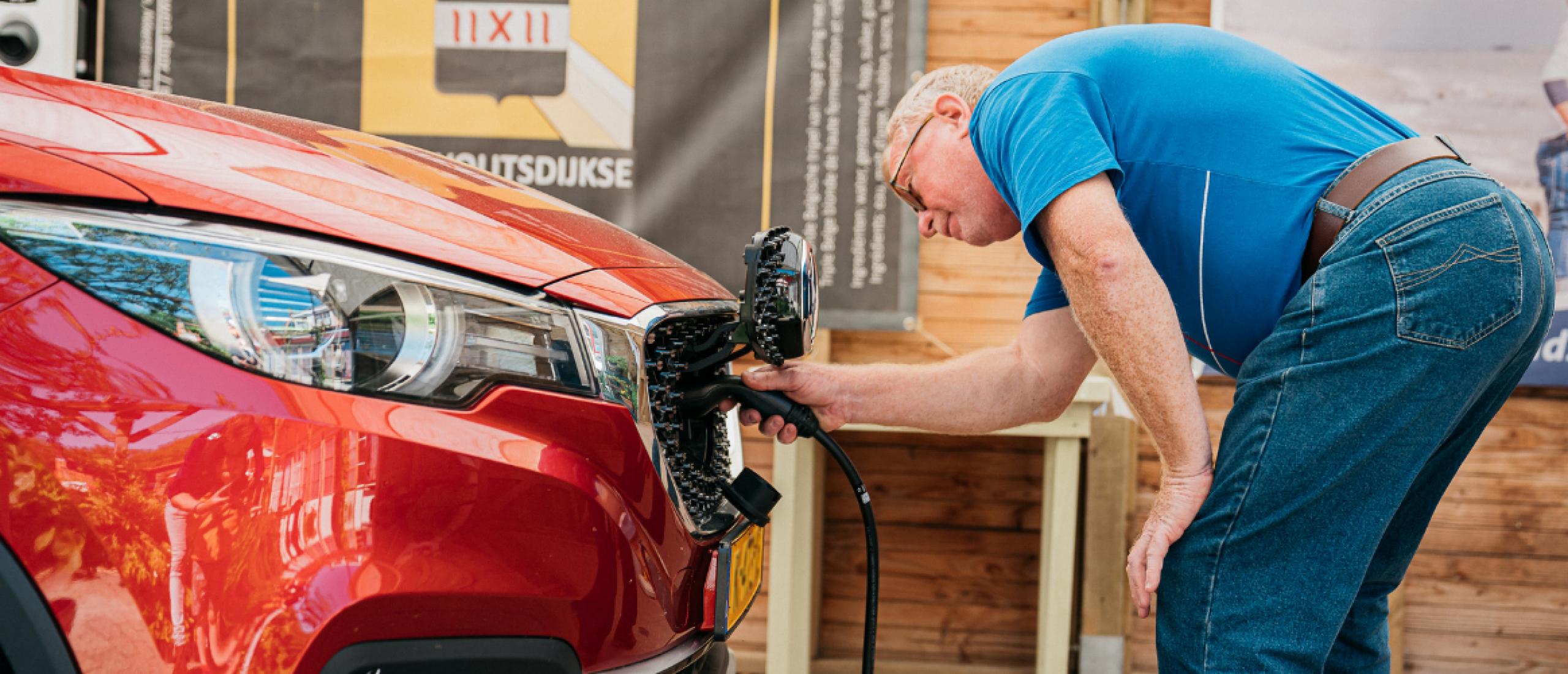 Vijf tips voor lange afstanden met een elektrische auto