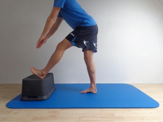 Onderrug oefeningen rekken van je hamstring