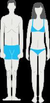 Ectomorph Lichaamstype
