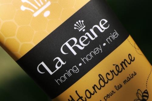 Honing handcreme van La Reine