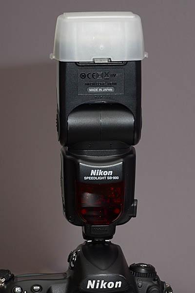 Externe flitser Nikon