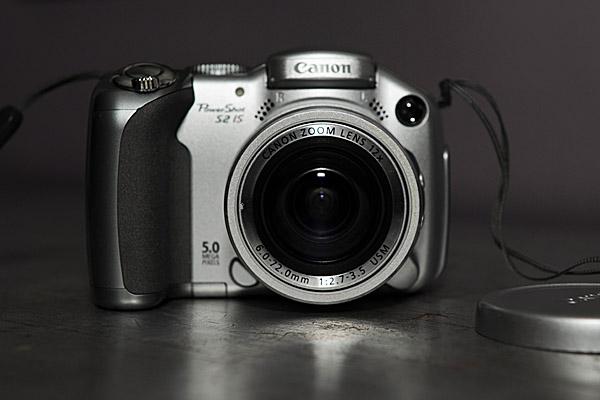 High end compactcamera