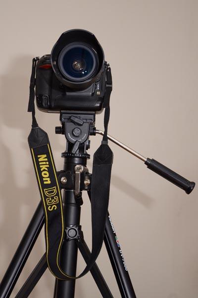Hulpmiddelen bij het fotograferen