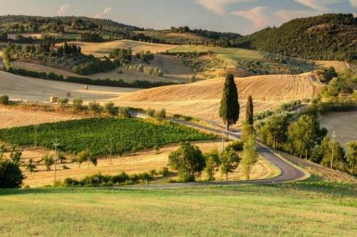reizen naar de toscane