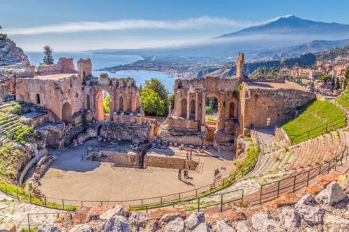 reizen naar sicilie
