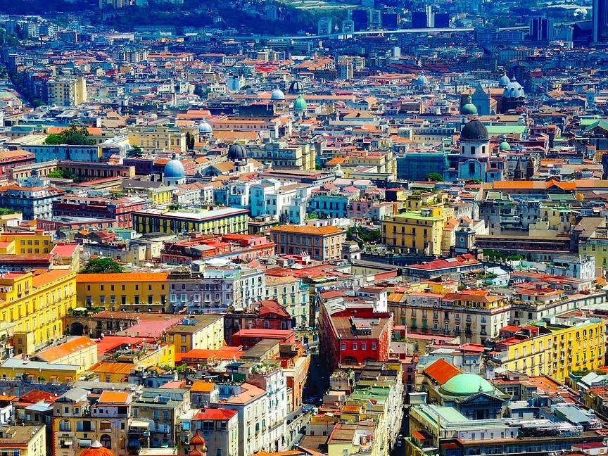 Op vakantie naar regio Campania (Italië)