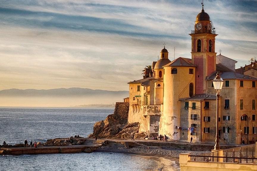 Op vakantie naar regio Ligurië in Italië