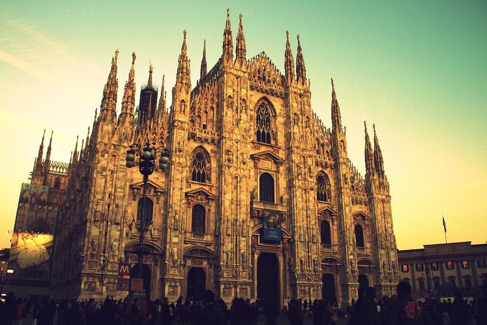 Op vakantie naar regio Lombardije (Italië)