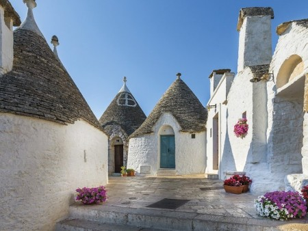 overnachting in trullo