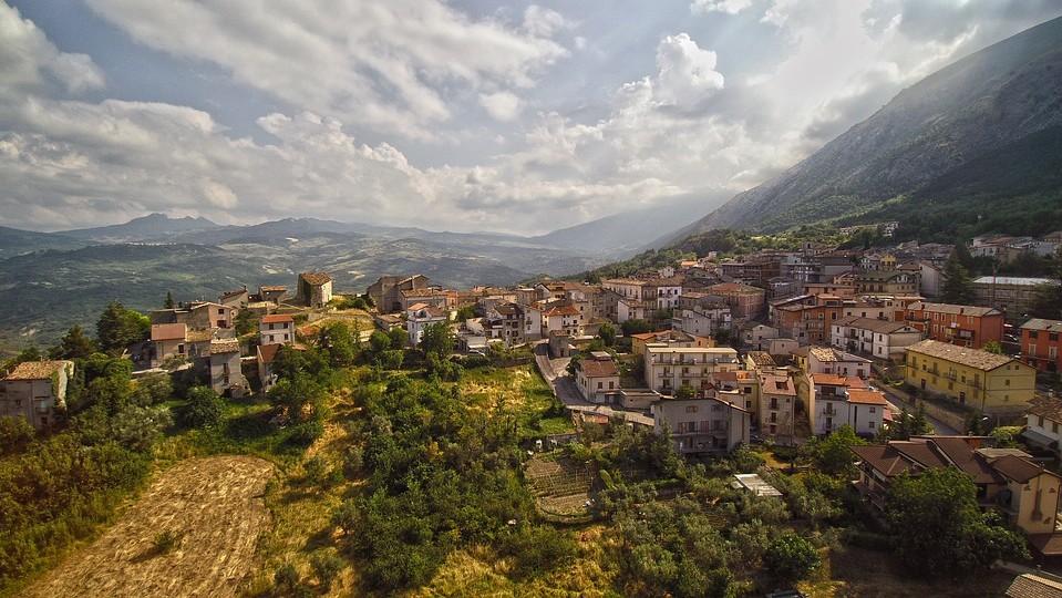 Op vakantie in regio Abruzzen (Italië)