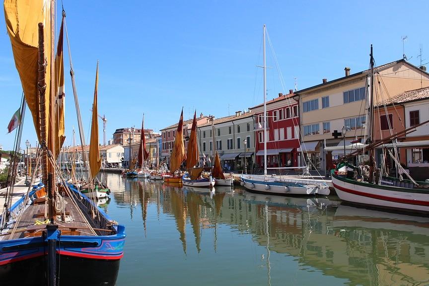 Op vakantie naar regio Emilia Romagna (Italië)