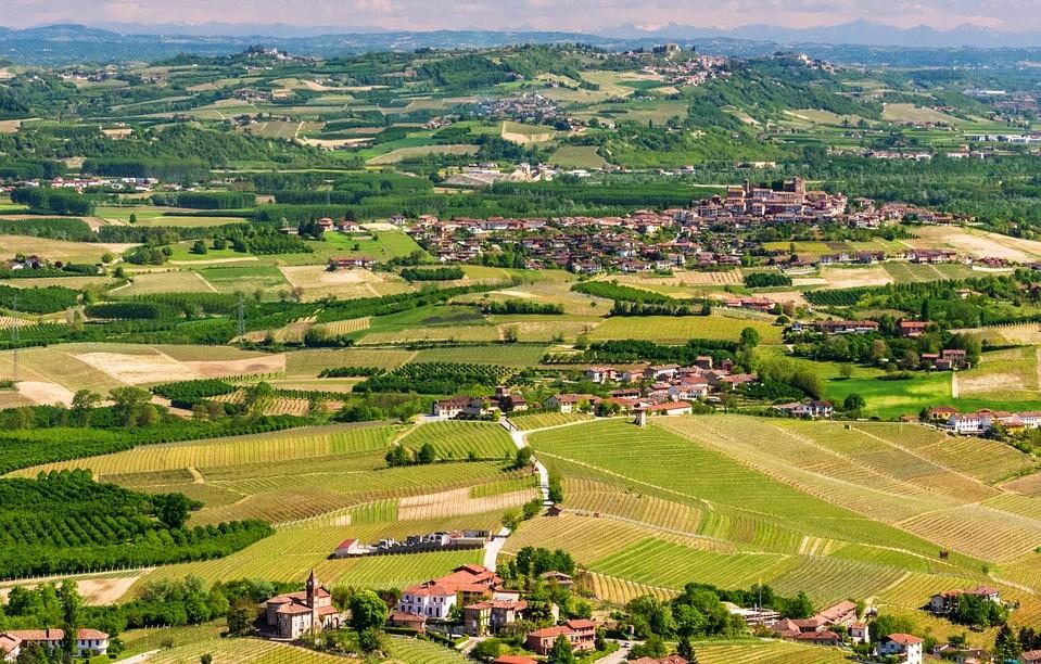 Regio Piemont een prachtige regio voor je vakantie