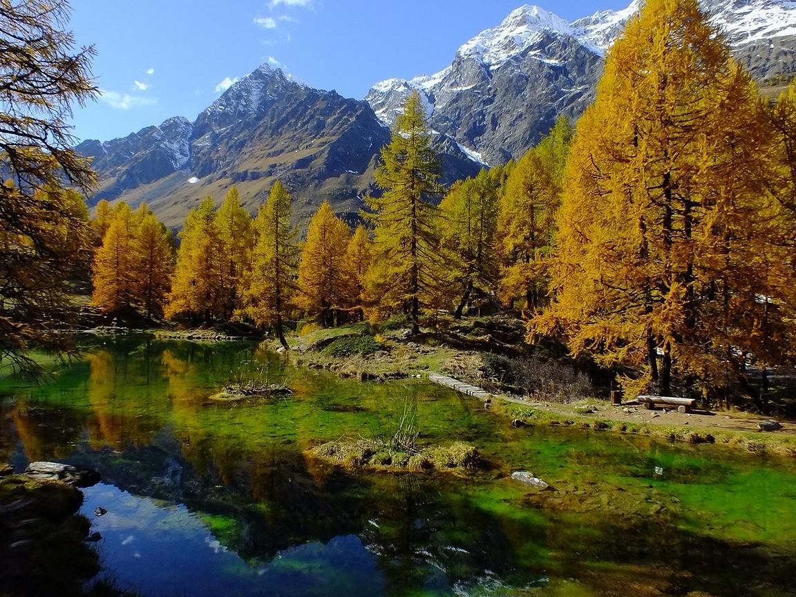regio Valle D'Aosta vakantie in Italië