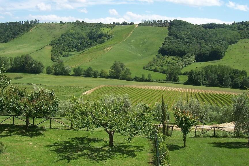 Vakantie naar Umbrië (regio Italië)