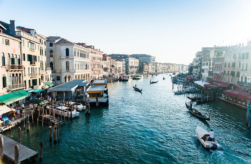 Op vakantie naar regio Veneto (Italië)