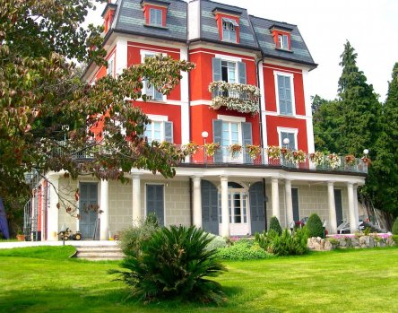 Hotels, villa's en appartement: Lago Maggiore