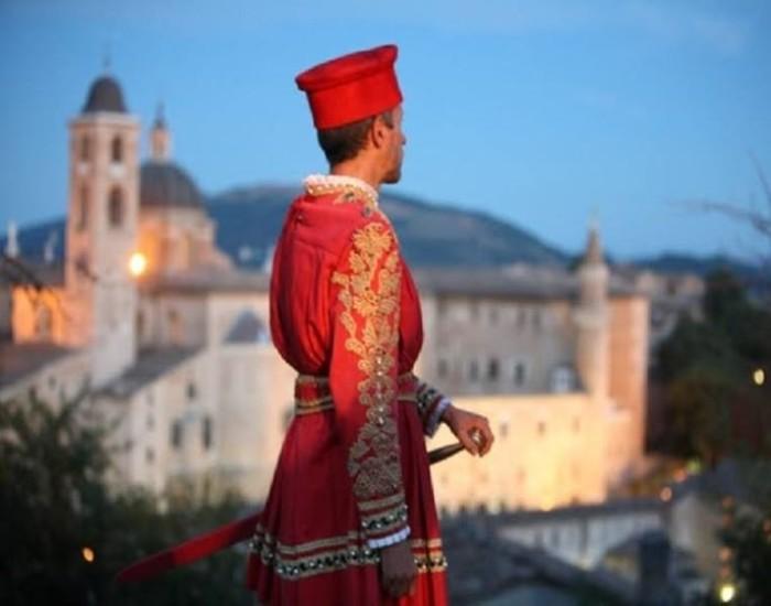 lokale feesten in Urbino