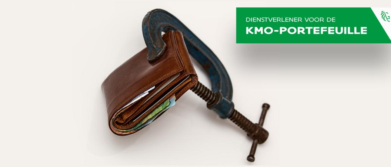 Ook de KMO Portefeuille is onderhevig aan verandering